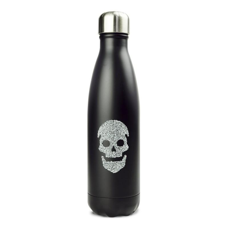 bottiglia termica con cristalli Swarovski