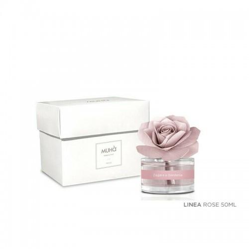 Profumatore d'ambiente MUHA Rose luxury 50 ml MELOGRANO