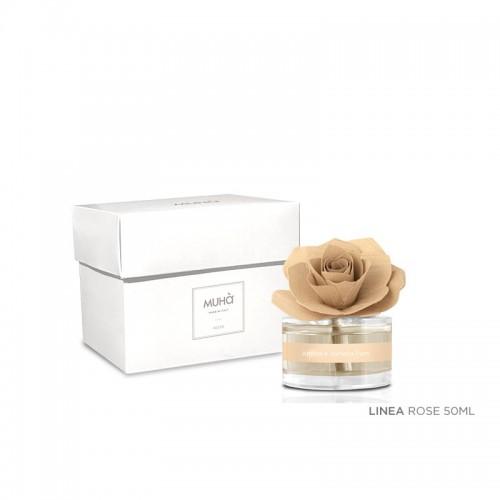 Profumatore d'ambiente MUHA Rose luxury 50 ml ZAGARA E GARDENIA